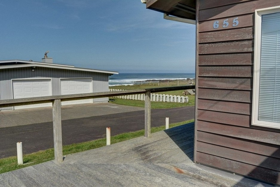 Oceanside beach cottage at yachats oregon beach vacation rentals