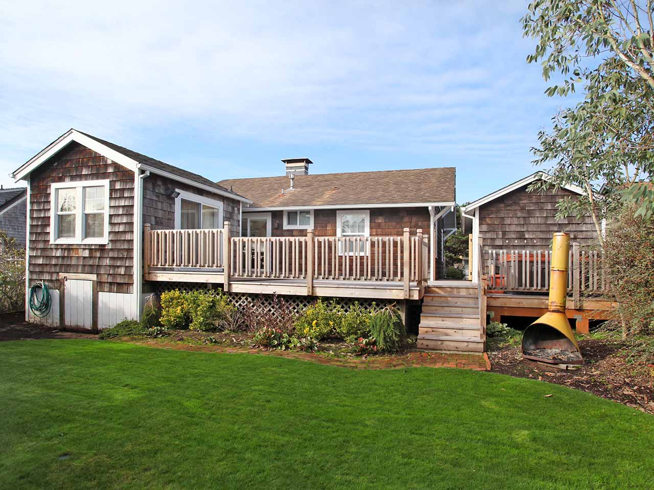 Saltworks Seaside Cottage - Oregon Beach Vacation Rentals