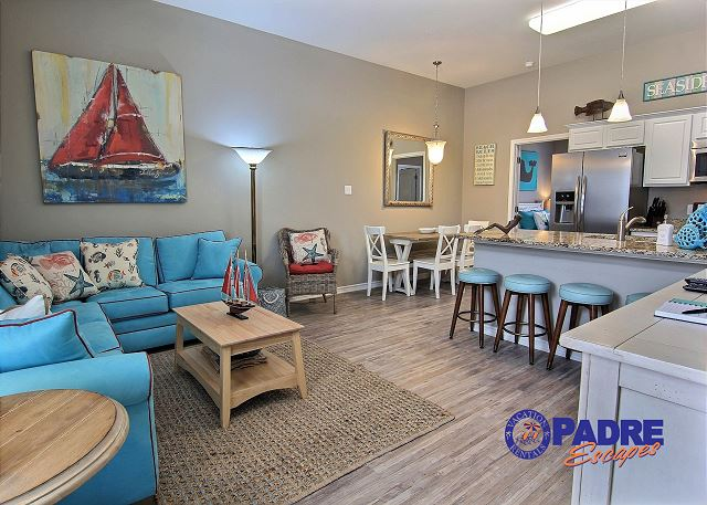 Ious 1st Floor Kitchen Living And Dining Area That Is Great For Time With