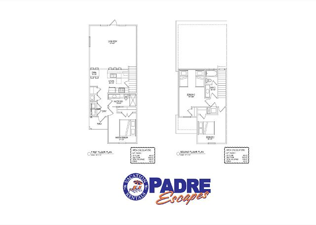 Floor plan 1415sf