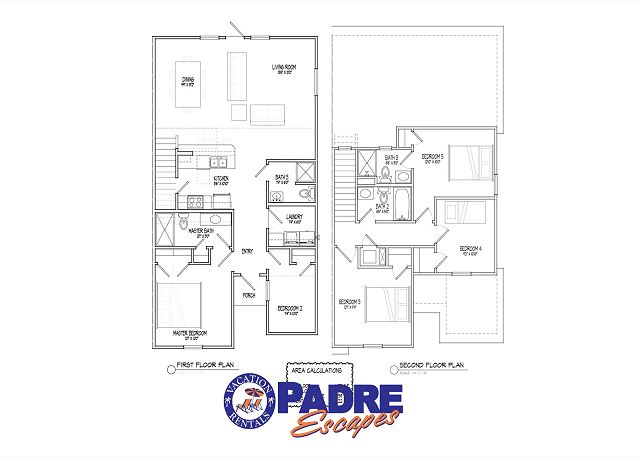 Floor plan, 1754SF
