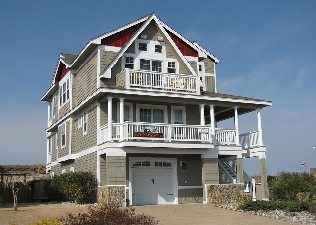 Cat Nap Cottage of Cat Nap Cottage, a 4 bedroom, 4.0 bathroom vacation rental in Corolla, NC