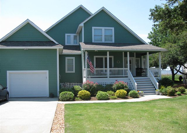 Sugar Shack  of Sugar Shack, a 4 bedroom, 3.0 bathroom vacation rental in Corolla, NC