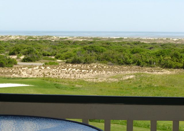 Ocean View of Mosby's Hideaway, a 3 bedroom, 3.0 bathroom vacation rental in Corolla, NC