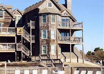 The Penthouse, an Outer Banks Vacation Rental in Duck