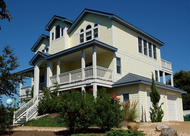 A Perfect 10 of A Perfect 10, a 6 bedroom, 5.5 bathroom vacation rental in Corolla, NC