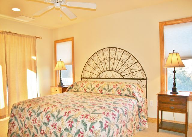 3rd King Master Suite Mid Level of A Perfect 10, a 6 bedroom, 5.5 bathroom vacation rental in Corolla, NC