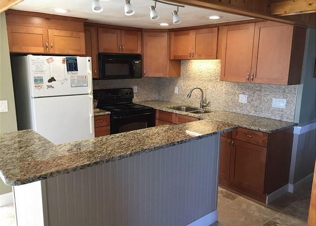 Remodeled Kitchen Entry Level