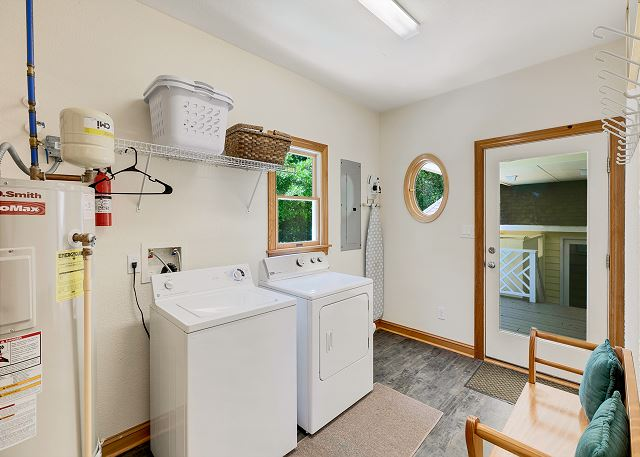 Laundry Room - Entry Level