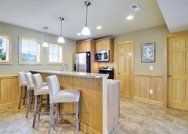 Kitchen - Ground Level
