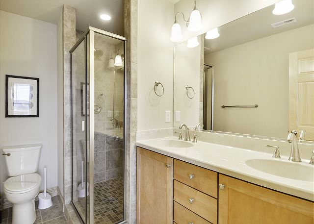 Master Bath for this bedroom