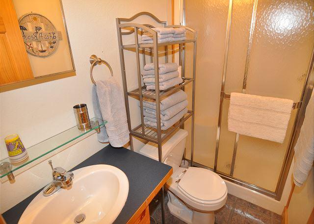 Hallway Bathroom Entry Level