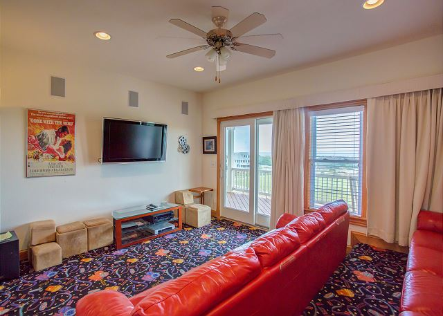 Theater Room Mid Level
