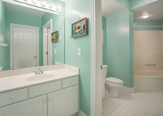 King Master Bathroom