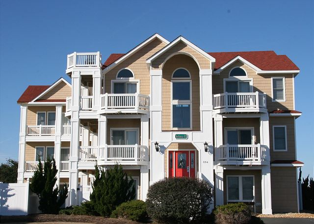 Coastal Castle of Coastal Castle, a 8 bedroom, 7.0 bathroom vacation rental in Corolla, NC