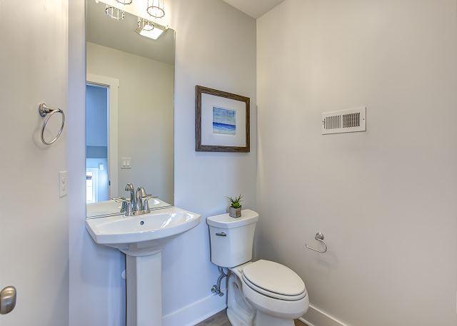 Half Bath - Top Level
