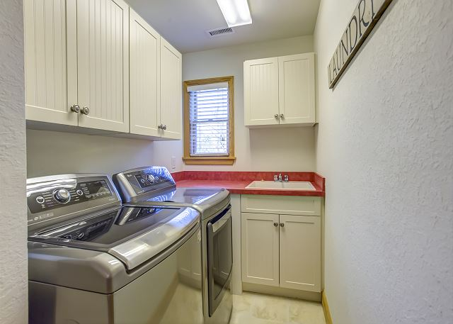 Laundry Room Top Level