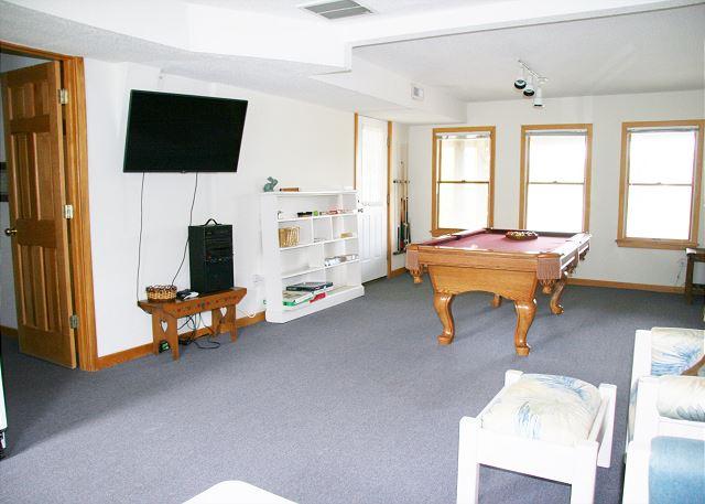 Game Room Ground Level