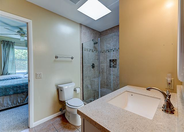 Shared Bathroom - Entry Level