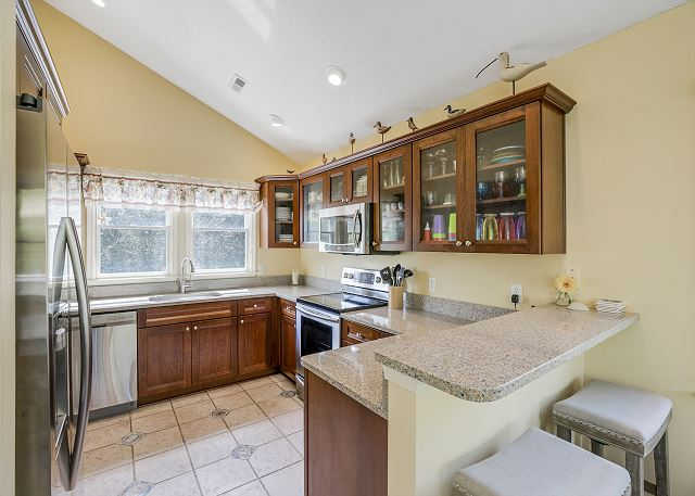 Top Level Kitchen
