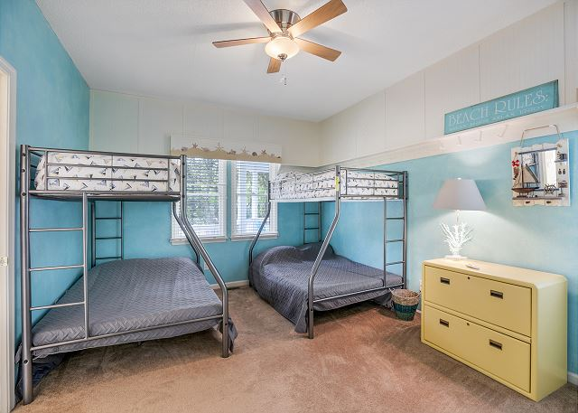 Entry Level Bunk Bedroom