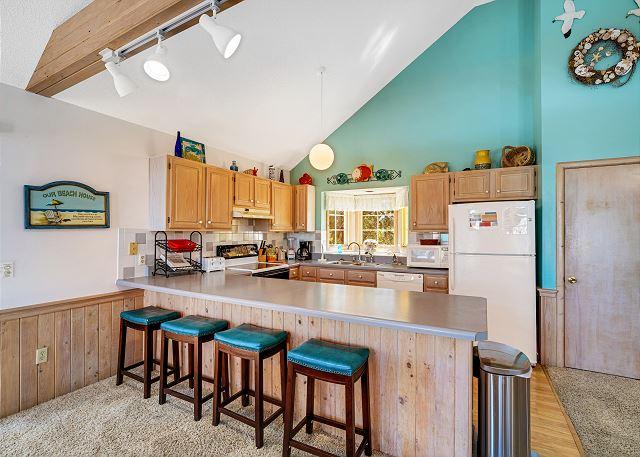 Kitchen Bar Counter - Top Level