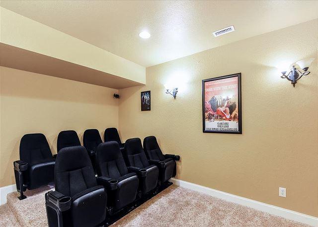 Theater Room - Ground Level
