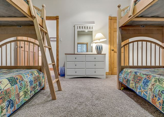 Two Bunk Bed Sets - Ground Level
