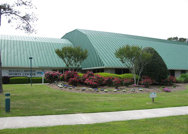 Sports Fitness Center