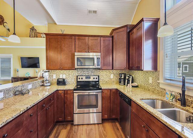 Kitchen - Mid Level
