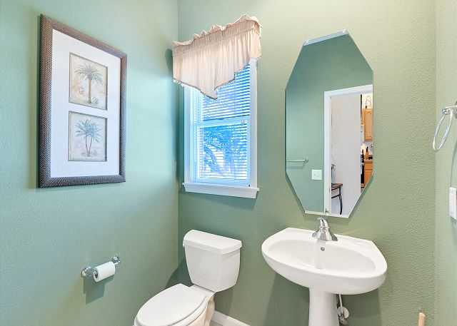 Half Bath - Entry Level