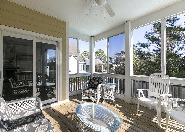 Screened Porch - Entry Level