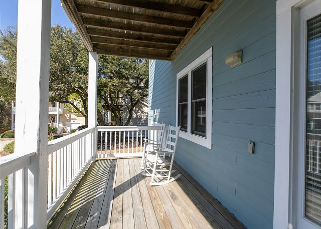 Front Porch - Entry Level