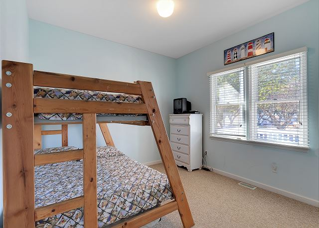 Duo Bunk Bedroom - Entry Level