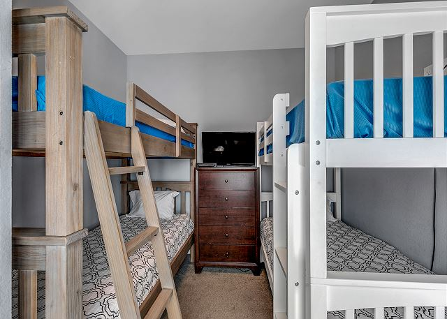 Double Bunk Sets - Ground Level