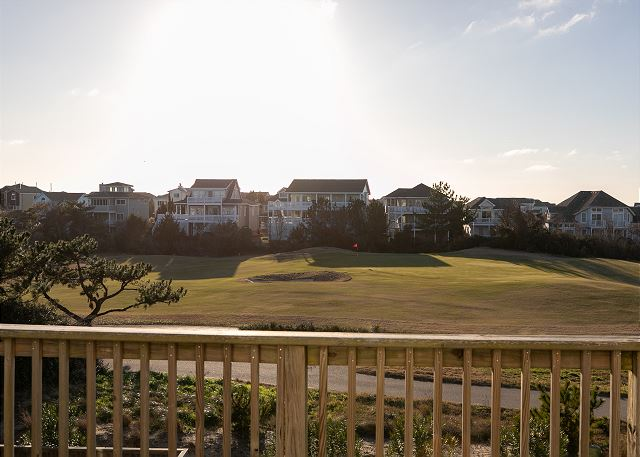Nags Head Links Golf Course View