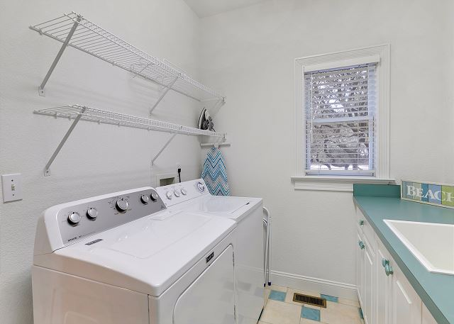 Laundry Area - Entry Level