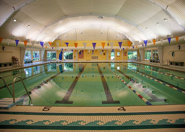 Corolla Light Indoor Pool at Sports Center