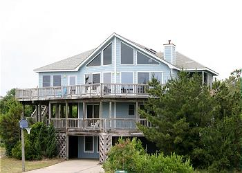 Far-mor Serenity, an Outer Banks Vacation Rental in Corolla