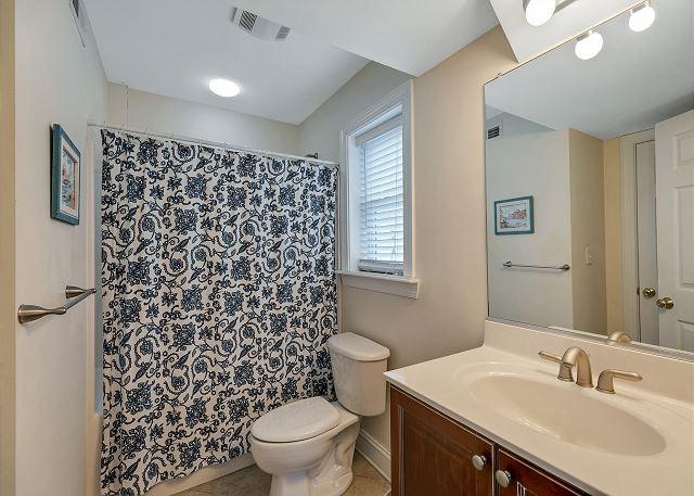 Semi-Private Bath - Ground Level