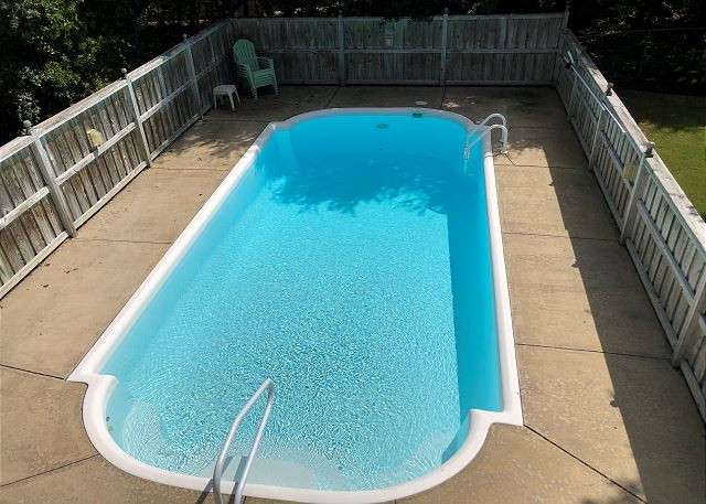 Private Saltwater Pool-Mid May to Mid Oct.