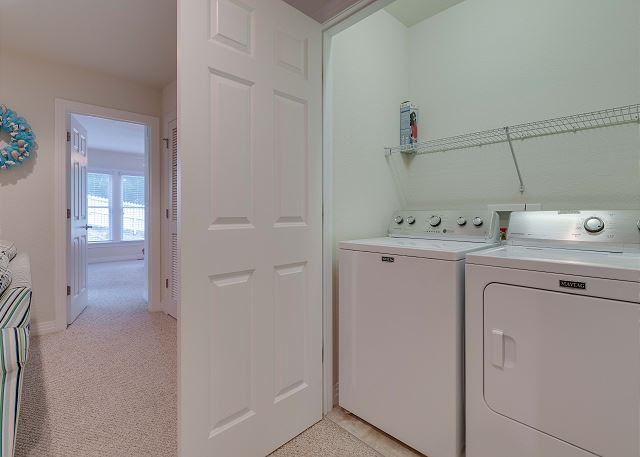Laundry Area - Mid Level