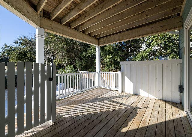 Back Porch - Mid Level