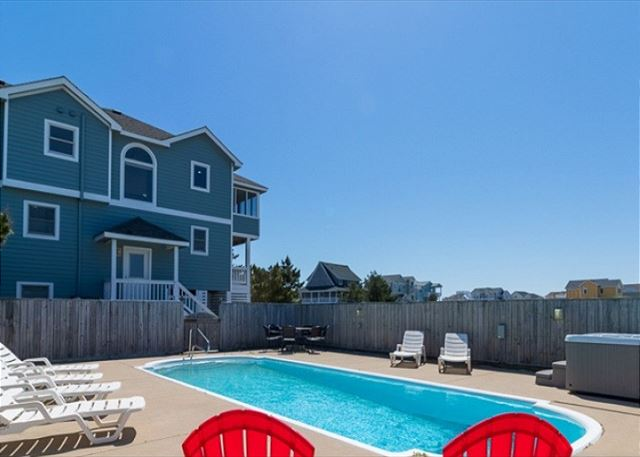 Private Pool-open May 1-Oct. 15
