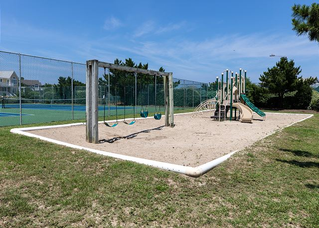Villages at Ocean Hill Playground & Tennis Courts