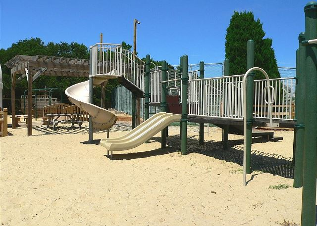 Monteray Shores Playground