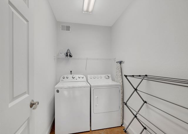 Laundry Area - Ground Level