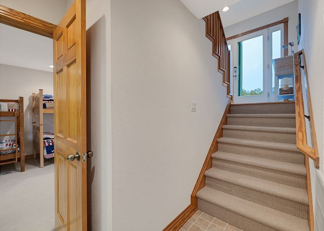Stairs to Ground Level