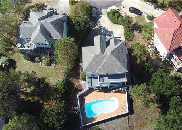 Marga-Lisa - Aerial View