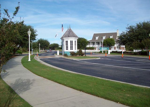 Buck Island Guard House